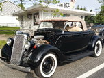 1935 Ford Roadster  for sale $65,000