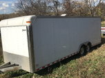 Enclosed trailer for sale  for sale $6,000
