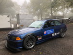 500+whp Turbo E36 time attack/time trial/hillclimb SCCA NASA  for sale $24,000