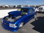 Bickel Pro Stock Chassis w S-10 Blazer Body  for sale $26,500