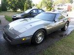 1986 CORVETTE  for sale $12,750