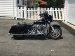 2007 Harley Street Glide touring  for sale $11,000