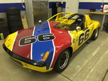 1972 Porsche 914-6 GT Roadster  for sale $48,500