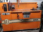 Gleason M2 crankshaft welder
