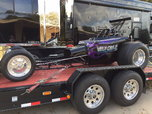 Roadster - Complete Rolling Chassis  for sale $7,500
