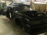 Mustang coupe radial No prep NT 275 10.5 S/S chassis  for sale $6,500
