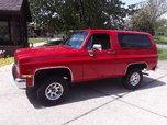 1989 Chevrolet Blazer  for sale $18,500