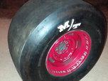 Mickey Thompson 32x17.5x15 Pro Street dot street tires.&nbsp  for sale $375