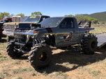 Chevy Colorado Mud Bogger