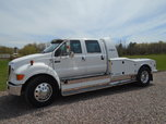2008 FORD F650 XLT SUPER DUTY  for sale $70,000