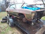 1970 Pontiac GTO  for sale $3,500