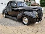 1939 Ford All Steel New Restoration