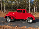 1933 WILLYS COUPE GASSER  for sale $35,000