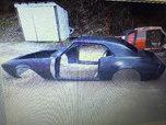 68 Stock Camaro fiber glass racing body  for sale $3,995