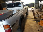 2002 Toyota Tacoma 4x4 for trade for limited modified