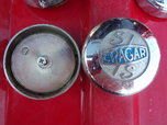 EARLY CRAGAR SS CAPS  for sale $80