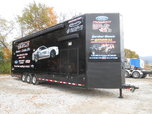 DEALER DEMO!!! 2014 RENEGADE STACKER TRAILER!!!