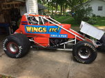 360 Wingless Sprint Car Team Sellout  for sale $14,500