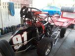 80s Midget race car  for sale $4,600