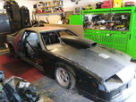 Camaro tube chassie crome molly drag car roller  for sale $13,000