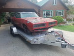 1968 Pontiac GTO  for sale $9,800