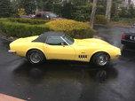 1969 Chevrolet Corvette  for sale $27,500