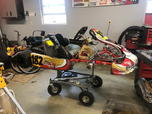 2012 DR Kart With Rotax 125  for sale $2,500