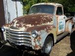1950 Chevrolet Truck  for sale $9,500