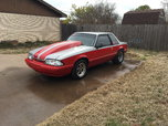 """1988 Ford Mustang Coupe """"Notch""""  for sale $22,500"""