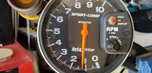 Autometer monster tach  for sale $150