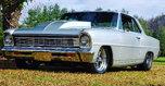 Pro Street 66 Chevy II Nova (True SS Car)