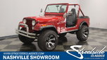 1982 Jeep CJ7  for sale $22,995