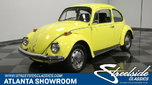 1972 Volkswagen Beetle  for sale $11,995