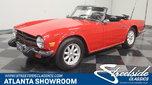 1976 Triumph TR6  for sale $18,995
