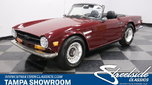 1972 Triumph TR6  for sale $16,995