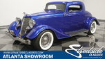 1934 Ford 3 Window  for sale $57,995