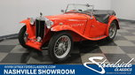 1947 MG TC  for sale $27,995