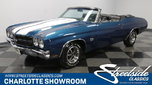 1970 Chevrolet Chevelle for Sale $99,995