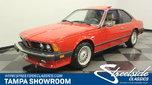 1985 BMW 635CSi  for sale $16,995