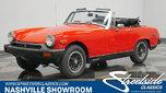1977 MG Midget  for sale $12,995