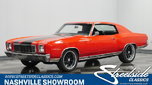 1971 Chevrolet Monte Carlo  for sale $26,995