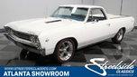 1967 Chevrolet El Camino  for sale $25,995