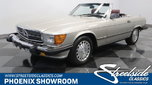 1987 Mercedes-Benz 560SL  for sale $27,995