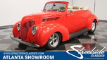 1938 Ford Roadster  for sale $49,995