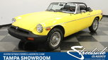 1977 MG MGB  for sale $13,995