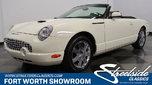 2002 Ford Thunderbird  for sale $28,995