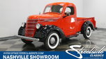 1940 International  for sale $27,995
