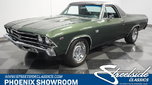 1969 Chevrolet El Camino for Sale $34,995