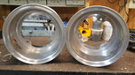 jr dragster rims  for sale $80