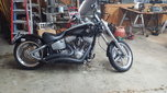 09' HD Rocker Softail  for sale $16,000